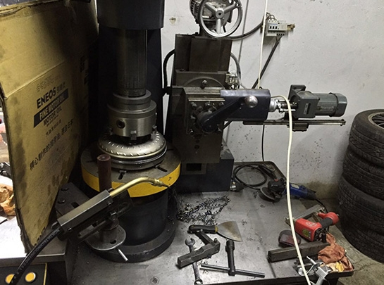 变扭器维修