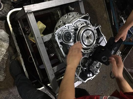 沈阳自动变速箱维修