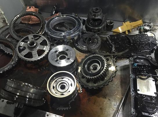 无极变速箱维修
